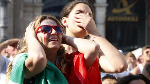 イタリア、ワールドカップ2010敗退